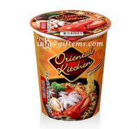 MAMA INSTANT CUP NOODLES OREINTAL KITCHEN SPICY SEAFOOD FLAVOUR