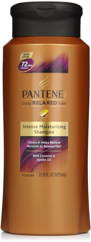 Pantene Pro-V Truly Relaxed Intense Moisturizing Shampoo 22.8 Fl Oz