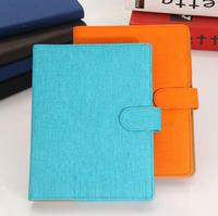 Good quality eco-friendly recycled spiralizer multicolor note book