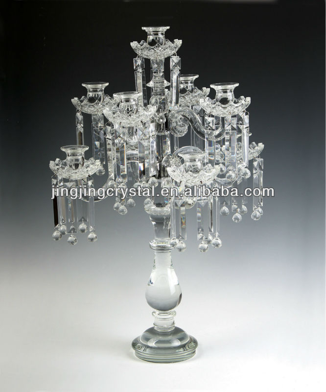 Crystal Table Candelabras Whole Crystals Suppliers Alibaba