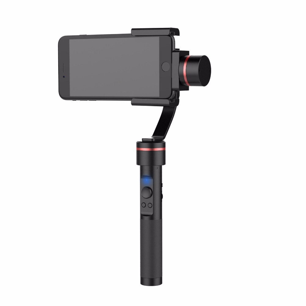 2017 Top Seller DJI osmo mobile-Better cost performance 3 axis handheld gimbal Stabilizer with brushless motors