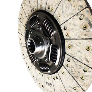 Sinotruk Spare Parts Truck Clutch disc 430 with nice quality