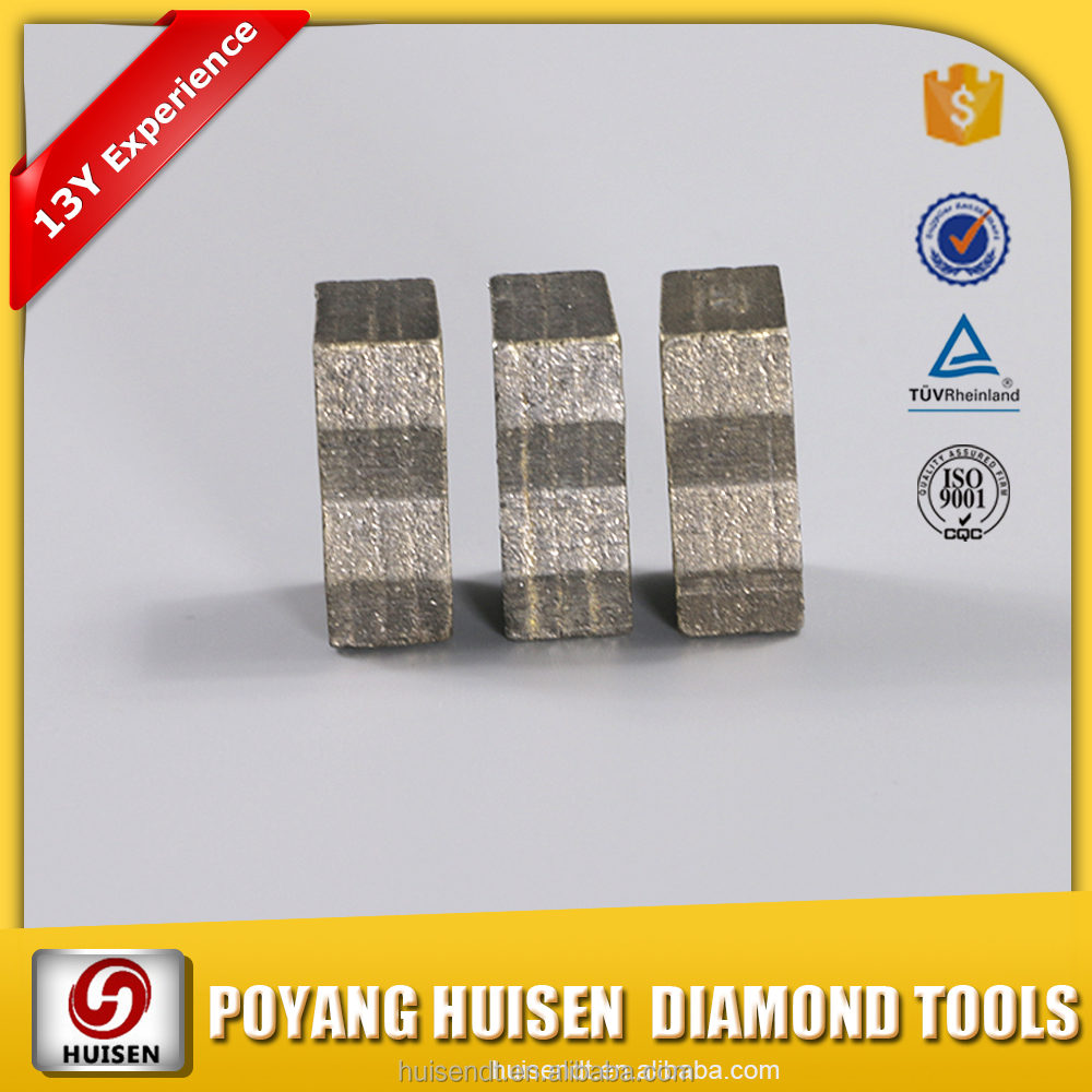 Best selling cutting power tools diamond segment for Southeast Asian market
