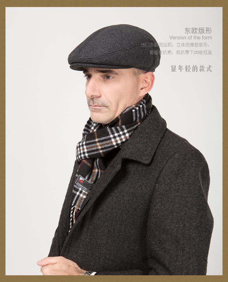 2019 Wholesale Old Man Active Cotton Bucket Hat Outdoor Woolen ... abe82429dbfa