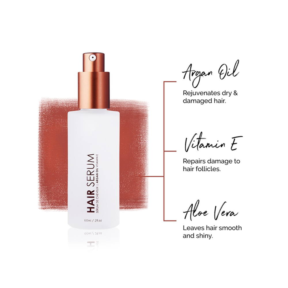 Private Label Arganolie Haar Reparatie Serum