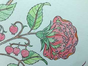 Wholesale Popular Adult Coloring Books Secret Garden