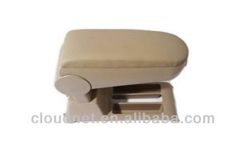 Center Console Armrest (leatherette Beige) For Vw Volkswagen Polo 9n3 - Buy  Armrest,Center Console Armrest,For Vw Volkswagen Polo 9n 9n3 Product on