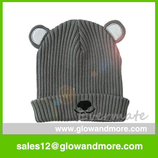 Hot selling High quality OEM popular winter kid wool cap