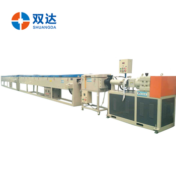 Save spaces for Oven Type Silicone Profile hose Making Machine