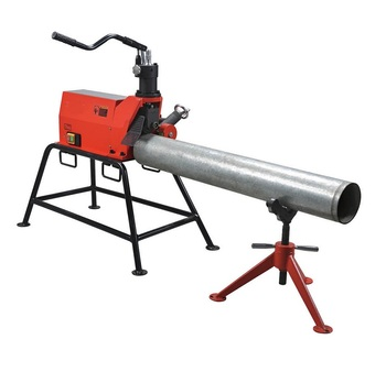 "6 inch pipe grooving machine 6"" roll grooving"