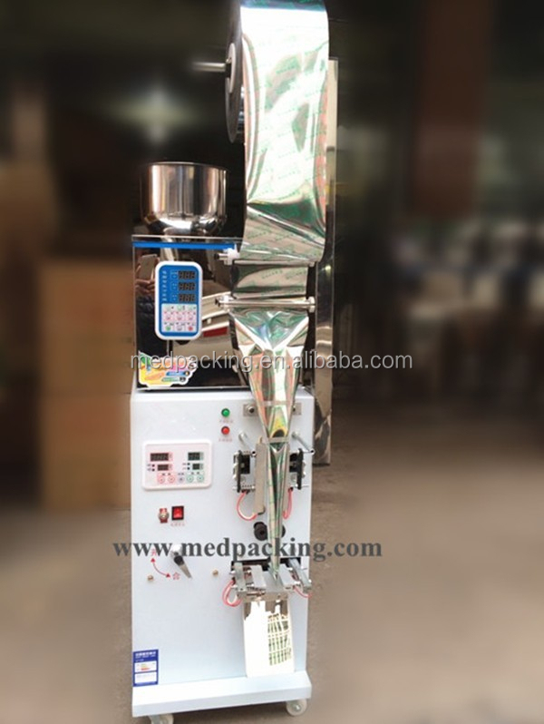 Fully Automatic Small Tea Bag Packing Machine Bean Bag Packing Machine