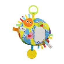Детские развивающие игрушки, тканевая книга, шуршание, Раскрашивание, раннее обучение, игрушки для детей, игрушки для малышей 0, 12, 24 месяцев, ...(Китай)