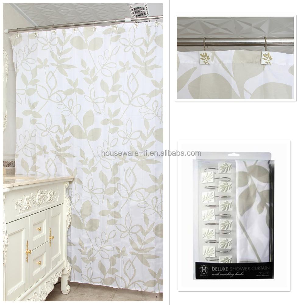 Fleur Pour Salle De Bain ~ grossiste rideau douche polyester acheter les meilleurs rideau