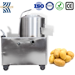 KMKTP26 Cheap price used potato peeling machine