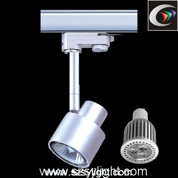 Alibaba Website Energy Saving AC100-277V 30W Dimmable COB Led Track Spot Light for Cloth Shop