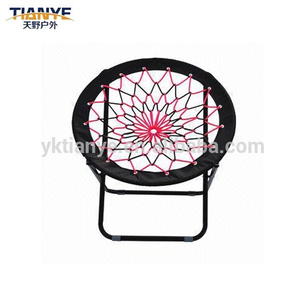 Falten Runden Outdoor Mond Stühlewenig Metall Stuhl Für Garten