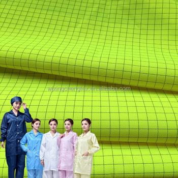 Polyester Antistatische Gewebe Für Reinraum Kleidung ...