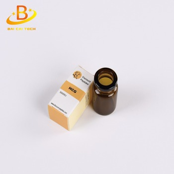 Wholesale sterile pharmaceutical injection empty clear amber 10ml glass vial