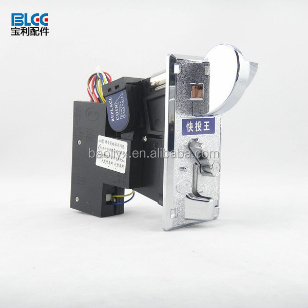 Popular In Alibaba Vending Machine Electronic Coin Selector Made ...