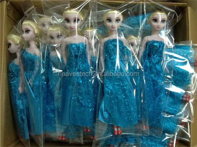Frozen <strong>Dolls</strong> 2015 hot sale wholesale toys frozen <strong>doll</strong> elsa