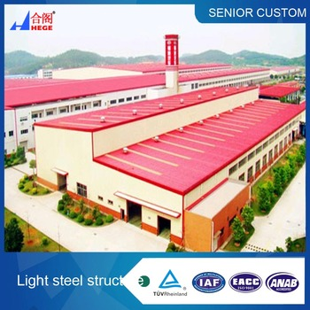 philippines houses prefabricated steel warehouse H beam steel house from China Foshan