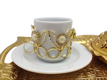 Turkish Coffee Set Arabic Sets Costa Gift Tea Cookie Sugar Ceramic Product On Alibaba
