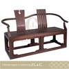Classical AC09-10 wooden bench chair from JL&C furniture latest designs 2016 (Alibaba China supplier)