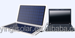 Multi function Solar Panel Laptop Charger for diferent mobile computer camera