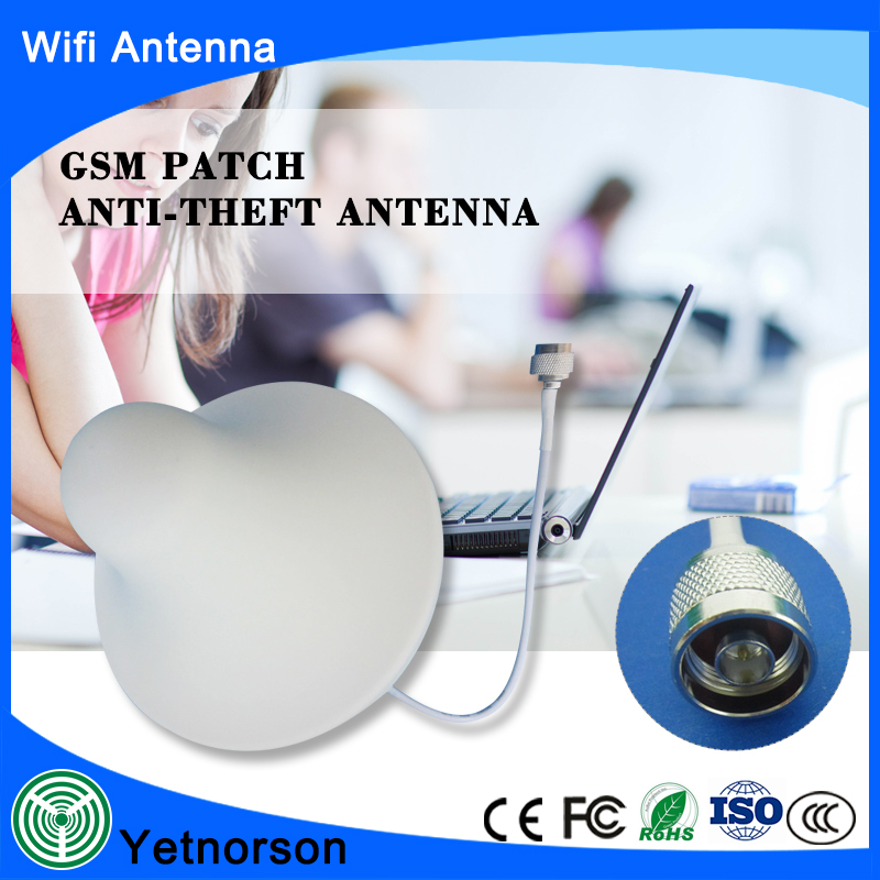 5dBi rf omni Antenna Ceiling Mount IBS material 698-2700MHz 3G/GSM Indoor /vhf wifi antenna