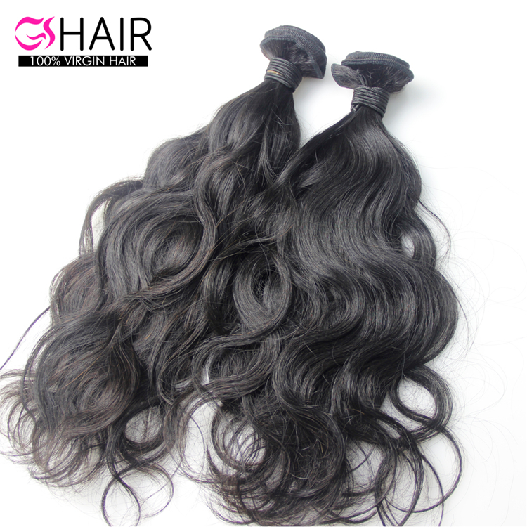 Guangzhou factory wholesale raw cuticle aligned virgin brazilian hair natural wave human vendors