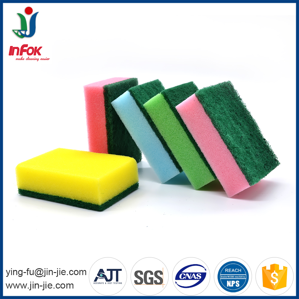 Powerful Cleaning!!!Multipurpose High Density Magic Cleaning Sponge Scourer