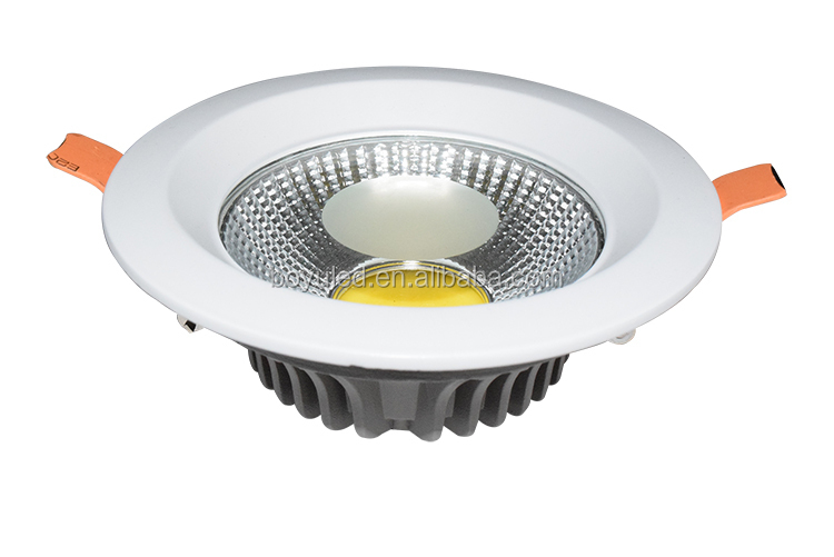 220v recessed led downlights cob japan style economic lamp