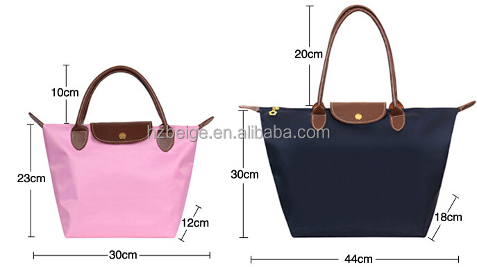 China Alibaba Foldable Nylon Tote Bag,Foldable Zipper Tote Bag ...