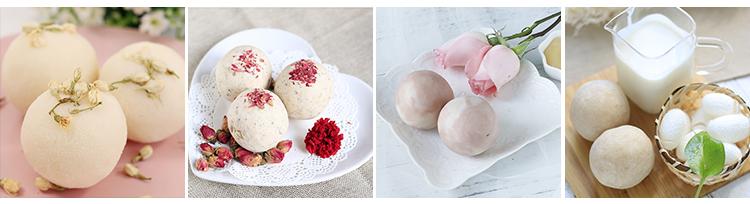 Handmade Snow Mellow Rose Face Soap For All Skin Type Brightening Whitening Moisturizing