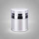 15ml 30ml 50ml empty Acrylic airless pump cream jar