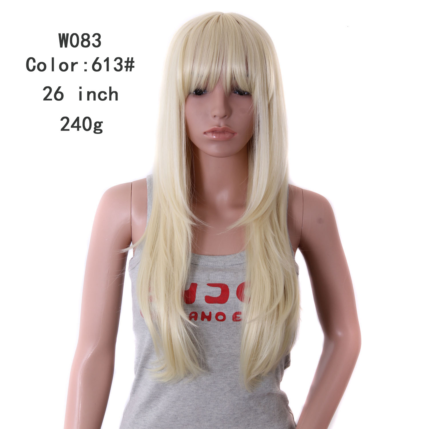 Phenomenal Real Long Blonde Wigs Discount Wig Supply Hairstyle Inspiration Daily Dogsangcom