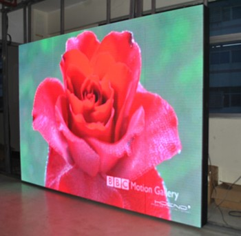 Advertising P5 RGB flexible led screen display ,P5 indoor SMD led panel