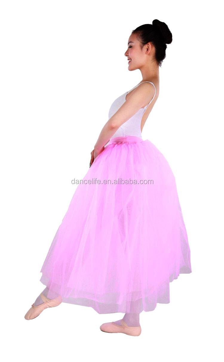 Femmes Jupe Pour Romantique pas Danse Pas Tutu Pratique Ballet Tutus Jupes Longue ballet Cher Tutu Long Buy Jupes A2330 Adulte UzSVpqM