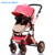 High Landscape Excellent Damping System Best Quality Child Buggy Stroller