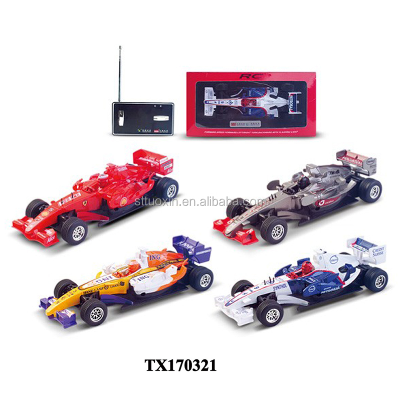 5ch RC mini F1 racing formula 1 car