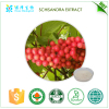 China largest Schisandra herbal extract factory supply high quality schisandra chinensis extract wu wei zi extract powder