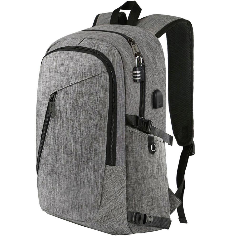 2020 atacado professional mochila resistente à prova d' água anti roubo de notebook laptop faculdade adolescente das mulheres dos homens laptop mochila