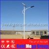 Attractive and durable professional round steel solar power energy street light pole column