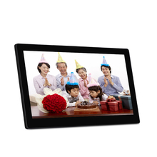 Wholesale Penuh HD 1080P Video Hitam USB <span class=keywords><strong>15</strong></span> <span class=keywords><strong>Inch</strong></span> <span class=keywords><strong>Digital</strong></span> Photo Frame