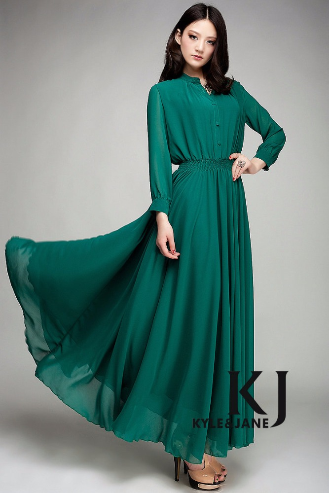2013 Modesty New Design Frock Suit for Women D15