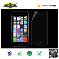 2016 4inches clear screen protector for IPhone 5Se , PET Anti-Scratch Screen Protector for IPhone 5Se ----- Laudtec