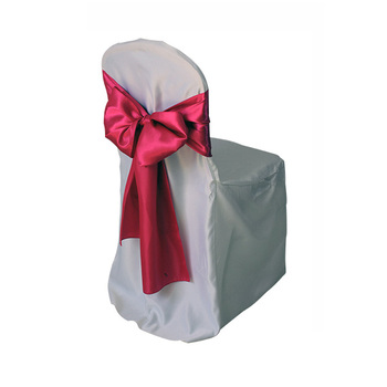 Amazing White Polyester Chair Cover And Sash For Wedding Banquet Buy White Polyester Chair Cover And Sash For Wedding And Banquet Universal Polyester Alphanode Cool Chair Designs And Ideas Alphanodeonline