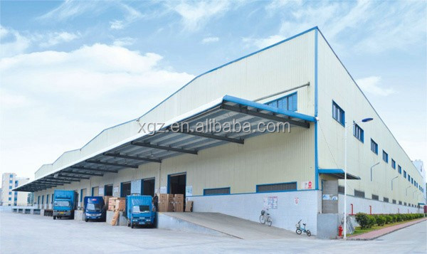 metal insulated light steel frame house