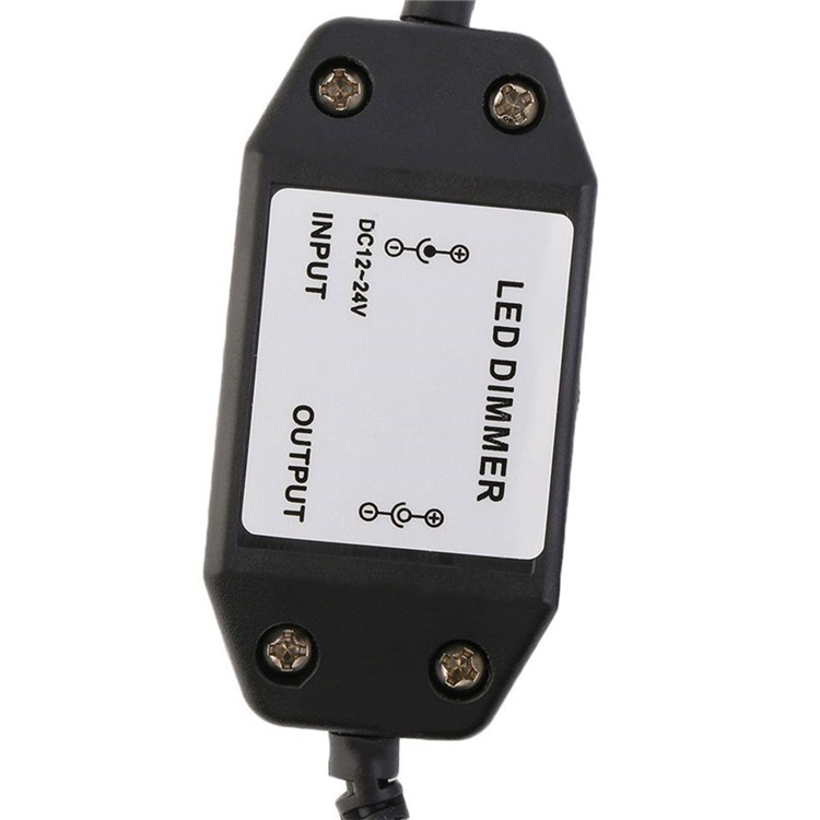Ouneed 88 X 60 X 56mm 12v 8a Pir Sensor Led Strip Light Switch Dimmer Brightness Adjustable Controller Gifts Pp Furniture