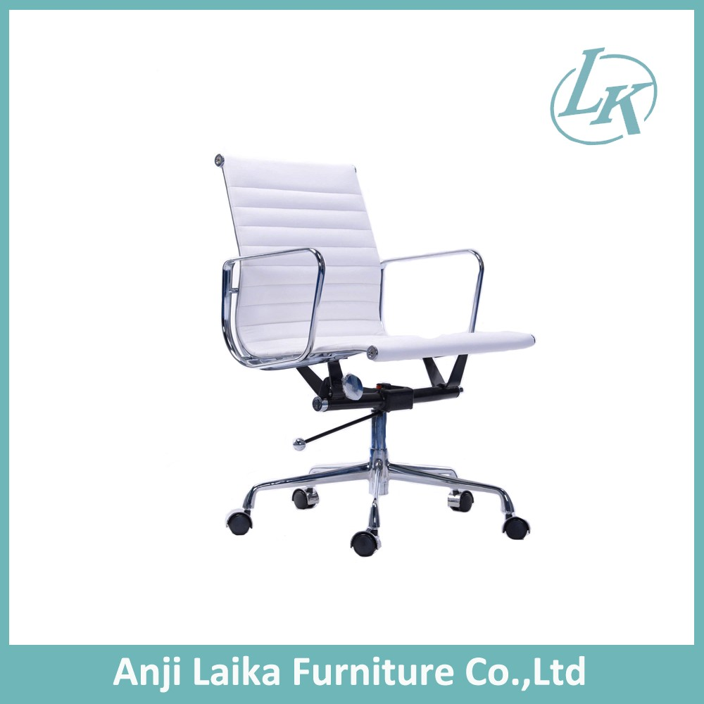 Swivel competitive price quality-assured executive office chair aluminum chair